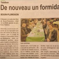 Article journal de montreuil 14 12 17 telethon ceca 7 vallees