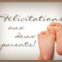 Felicitations parents