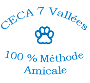 Logo club CECA 7 Vallees Méthode Amicale